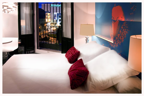 nice and cheap hotels in Madrid