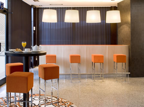 Hotels in Madrid Spain. NH Prisma Hotel