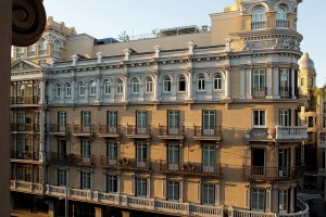 De las Letras Hotel. Charming hotel in Madrid city center.