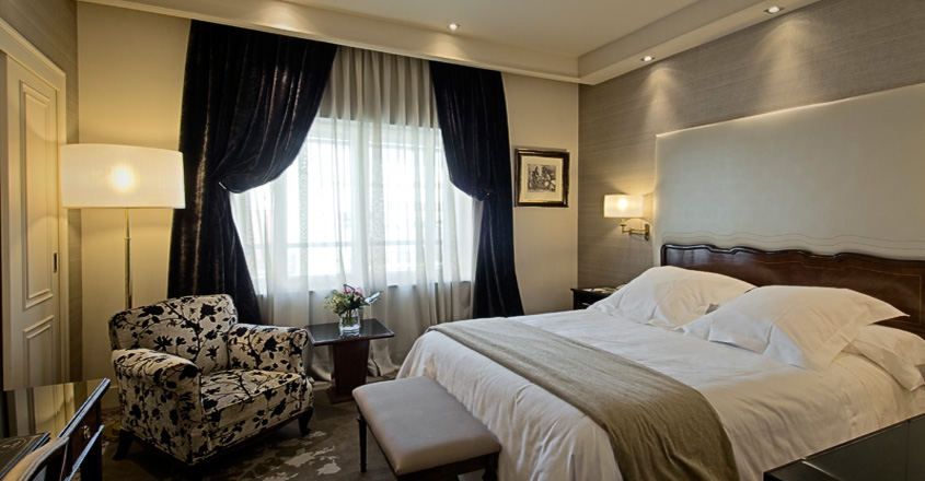 Luxury Hotels in Madrid City Center