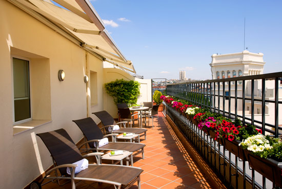 Charming hotels in Madrid