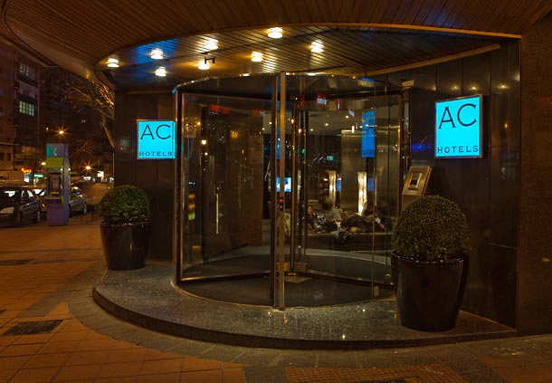4 Star Hotel In Madrid Ac Carlton Madrid Hotel The