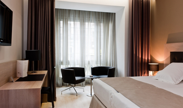 Hotels in Madrid city centre