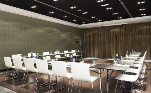 Madrid airport hotels. The Confortel Atrium Hotel