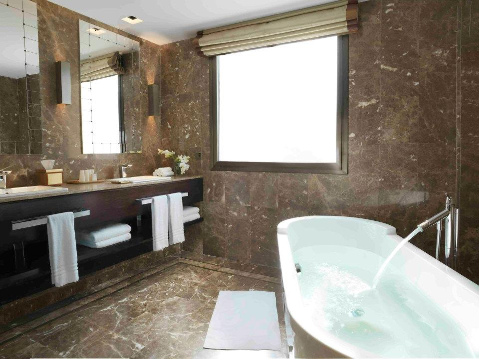 5 star hotels in madrid the intercontinental hotel the for 5 star bathroom designs