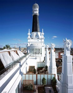 Boutique Hotels in Madrid. Hotel Me Reina Victoria