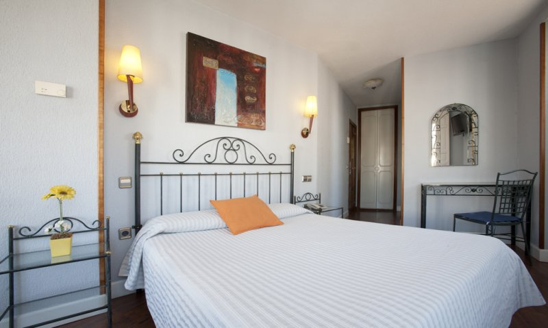 Low Cost Hotel in Madrid