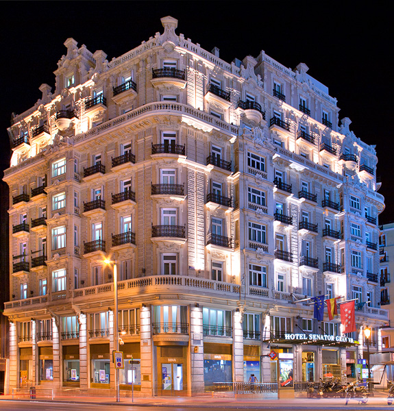 Hotel Senator Gran Via Madrid