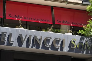 Hotels in Madrid Spain. The Vincci Soma Hotel