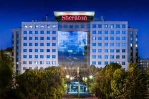 Luxury hotels in Madrid. Sheraton Mirasierra Suites Hotel.