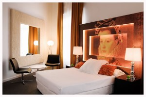 3 star hotels in Madrid. Room Mate Laura