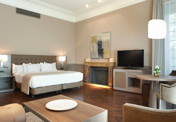 Luxury Hotels in Madrid. AC Santo Mauro Hotel
