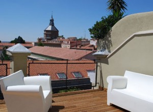 Cheap hotels in Madrid. Chic & Basic Atocha Hotel