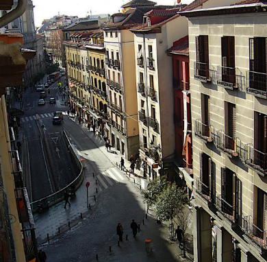 Apartments for rent in Madrid. Puerta del Sol apartments ...