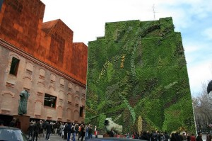 What to see in Madrid. Caixa Forum Madrid.