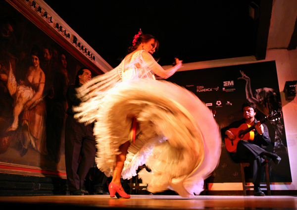 flamenco show in Madrid
