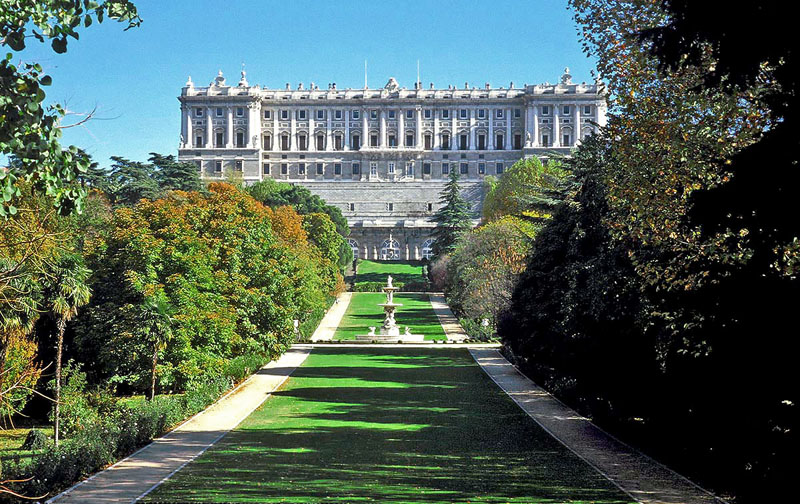 vacations in Madrid