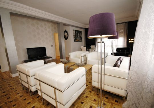 Luxury apartments in Madrid
