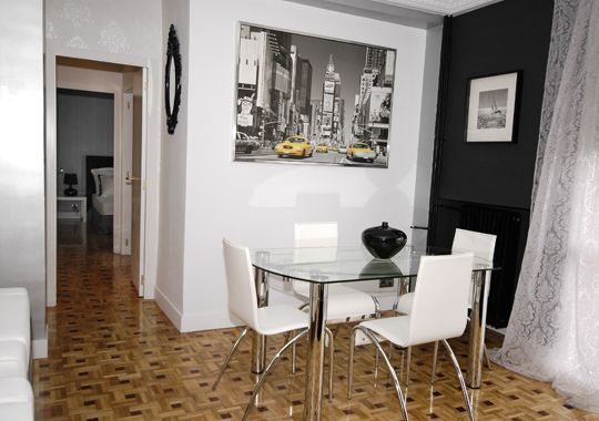 Holiday apartments in Madrid