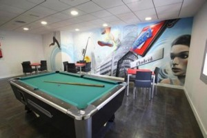 Cheap accommodation and Youth hostel in Madrid.