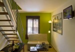Rental apartments in Madrid. Duplex for temporary rental.