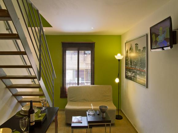 Rental apartments in Madrid