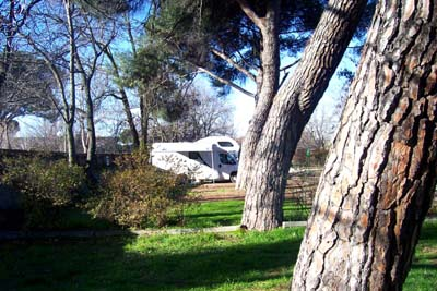 Campings in Madrid