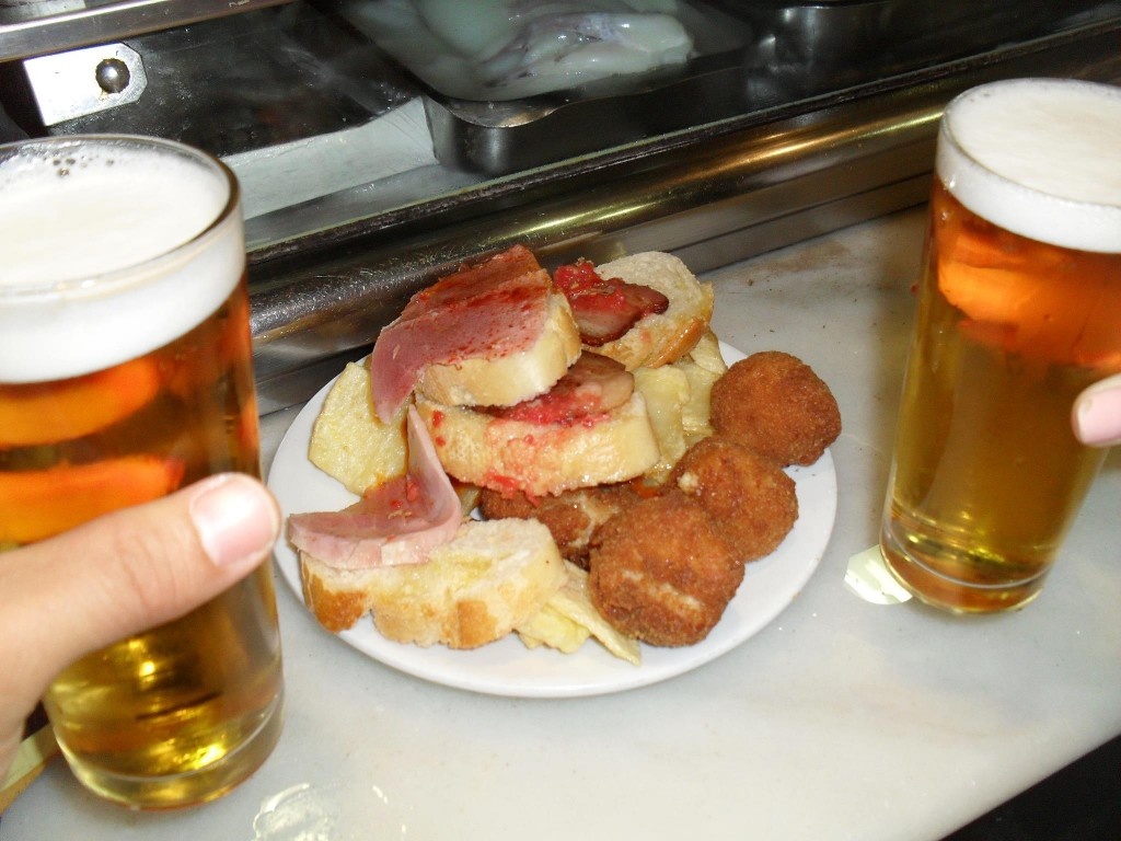 best tapas in Madrid