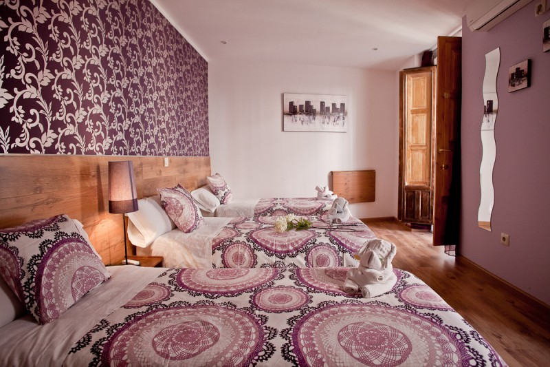 Budget hostels in Madrid