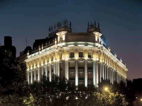 Hotels in Madrid city center