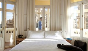 Low Cost Hotels in Madrid. Hotel Praktik Metropol.