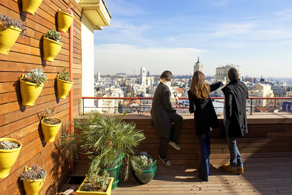 low cost hotels in Madrid