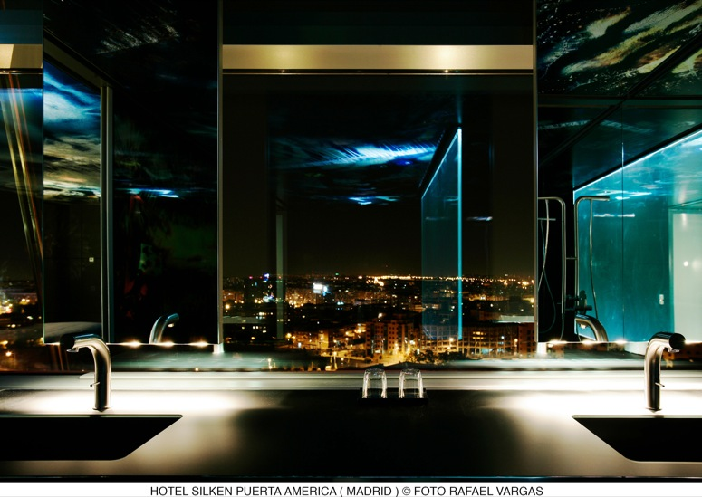 Luxury Hotel in madrid with Spa