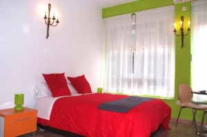 Apartments in Madrid city center.JC flats for rent in Madrid