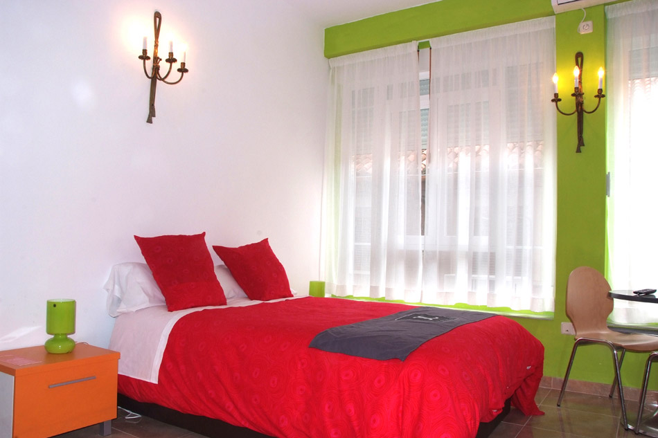 Rental apartments in Madrid city center