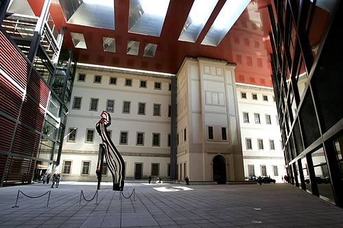 Reina Sofía Museum. What to see in Madrid.  The information you need about M...