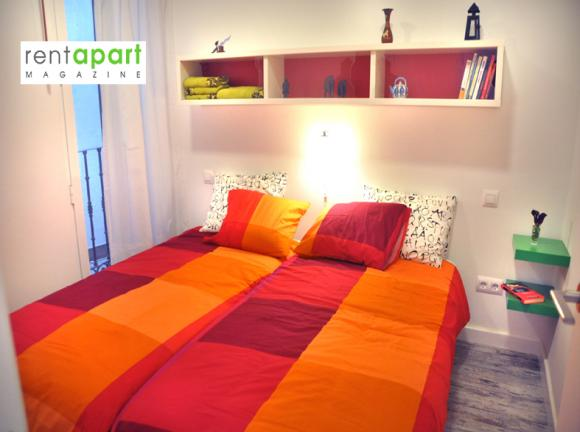 Apartment for rent in Madrid