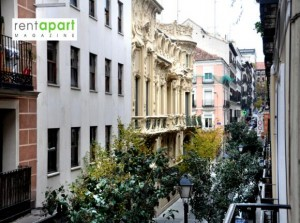 Rent apartment for days in Chueca.