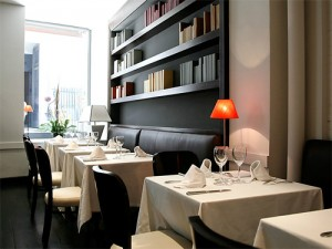 Best restaurants in Madrid Spain. La Gloria de Montera.