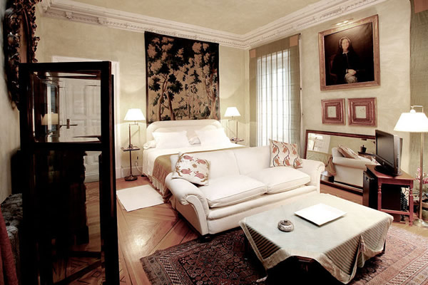 Luxury hotels in Madrid