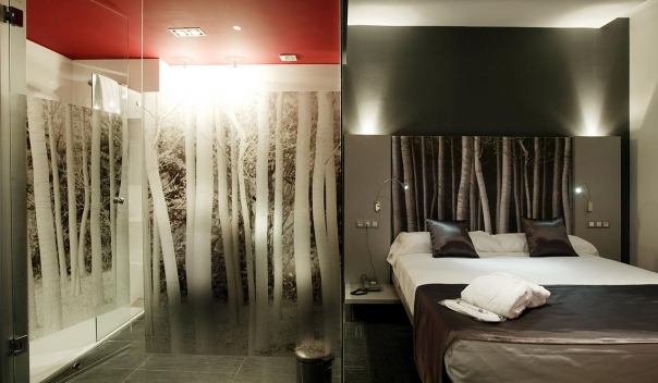 Nice hotels in Madrid