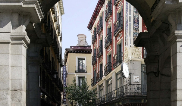 Boutique hotel in Madrid