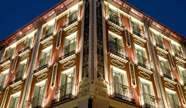 Hotels in Madrid Spain