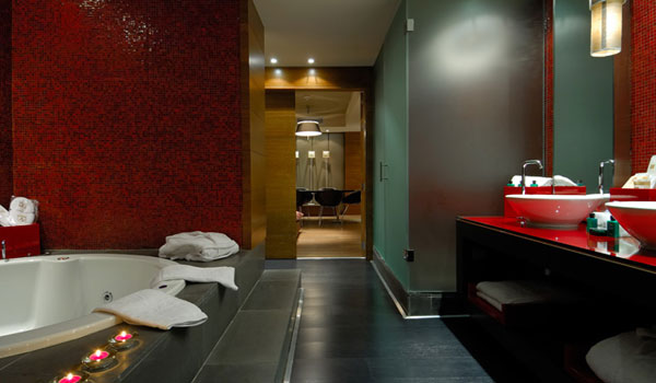 Hotels in Madrid City Center. Vincci Soho Hotel