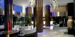 5 star hotels in Madrid. Meliá Princesa Hotel.