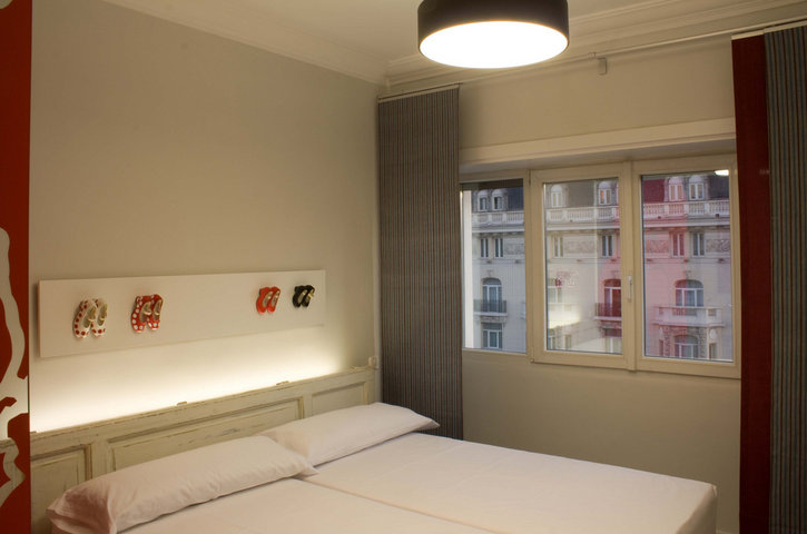 Budget accommodation in Madrid
