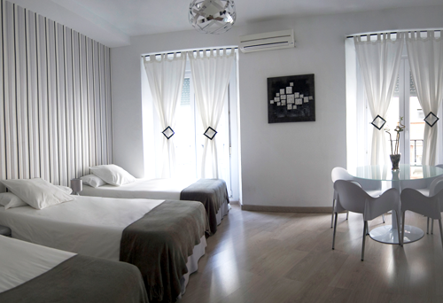 Hostels in Madrid city center