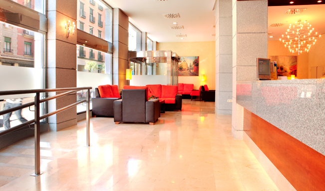 Budget hotels in Madrid