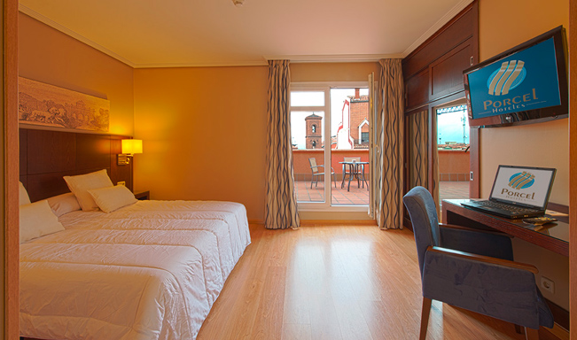 3 star hotels in Madrid