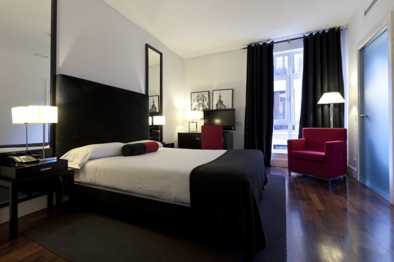 Hotel in Madrid city center
